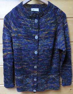 Pattern  1008 - The Swirl Cardigan