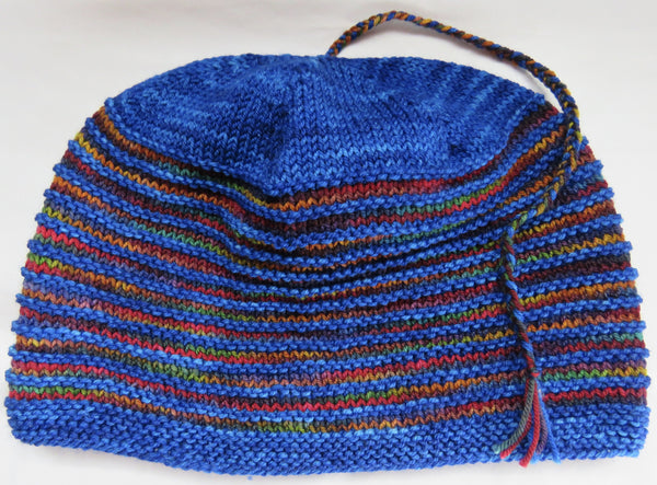 "Pattern 1009 ""Left Over"" Sock Hat - Sock"