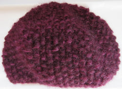 Pattern  035 - Moss Stitch Hat