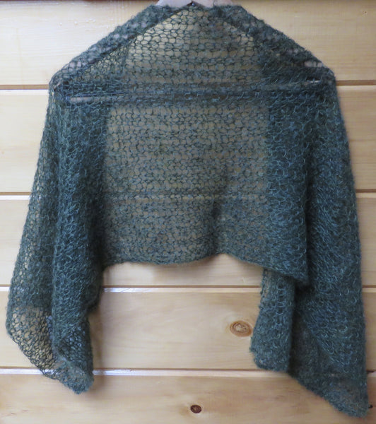 061 - Kid Mohair Shawl