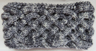 Pattern  1807 - Celtic Cable Ear Warmer