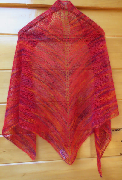 Pattern  900 - Light Shawl