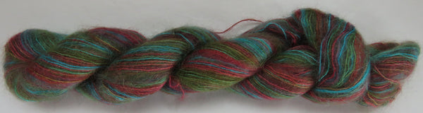 Brushed Kid Mohair/Silk - Cezanne