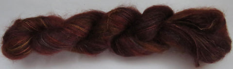 Brushed Kid Mohair/Silk - Autumn Earth 17-4