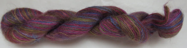 Brushed Kid Mohair/Silk - Berry Fields