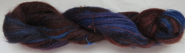 Brushed Kid Mohair/Silk - Midnight