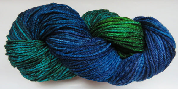 DK 4ply SOCK - Purple Rainforest