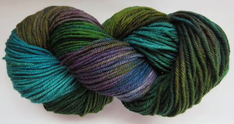 DK 4ply SOCK - The Heath