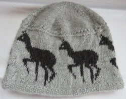 Pattern  1800 - Dancing Paca Hat