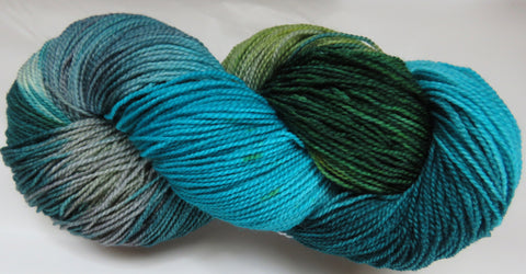 Fine Fingering 2ply Sock