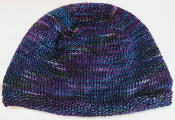 Pattern  1809 - Plain Hat in DK weight yarn