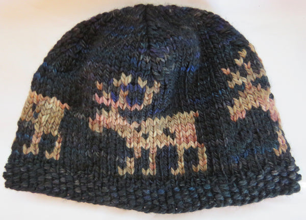 Pattern  1811 - Norwegian Reindeer Hat