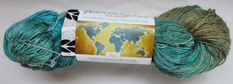 Hand Maiden Wanderlust Islands - Flyss