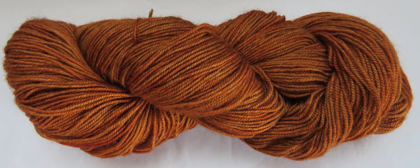Yak/Silk/Merino - Fingering Weight - Amber 18-20