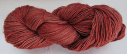 Yak/Silk/Merino - Fingering Weight - Salmon 18-19