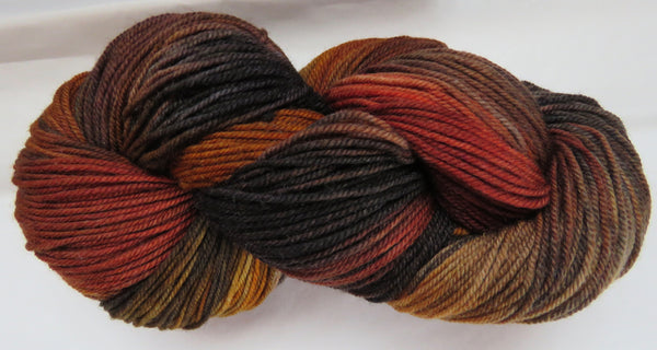 SW Socks - Autumn Earth 19A