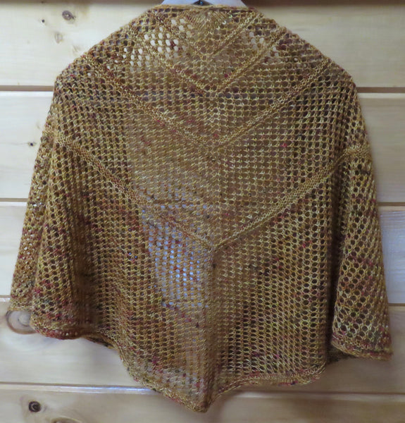 Pattern  1900 - Lace Shawl