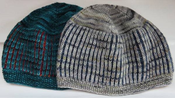 Pattern  1905 - Brioche Hat