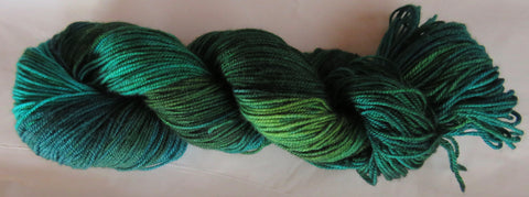 Fine Merino/SILK/CASHMERE - Blue Winged Teal