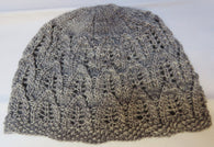 Pattern  1961 - Wishbone Hat in DK weight yarn