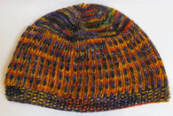 Pattern  1963 - Brioche Hat in DK weight yarn