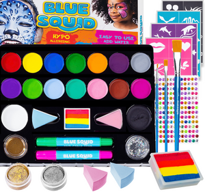 Ultimate Party Pack , Face & Body Paint Set