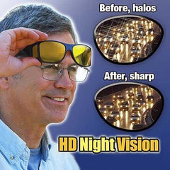 HD Night Vision Glasses - Buy Today Get One FREE