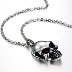 Skeleton Necklace with Stainless Steel Chain Best Gift