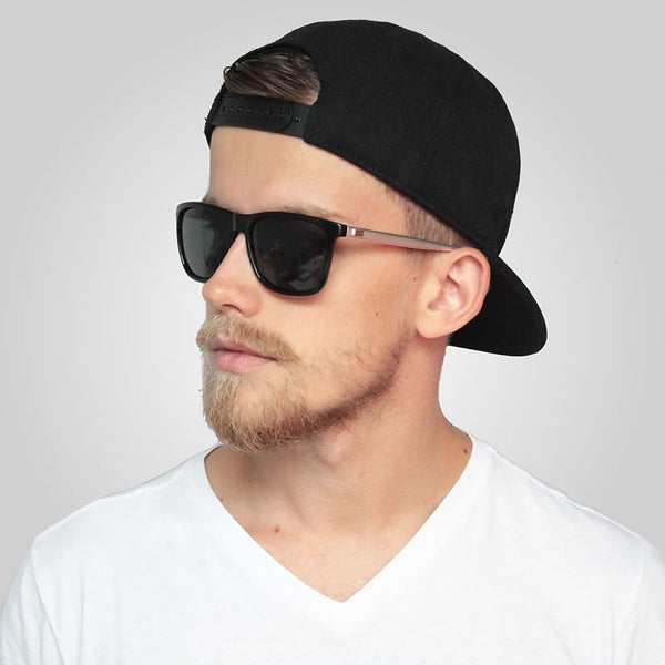 POLARSNOW Aluminum Sunglasses For Men