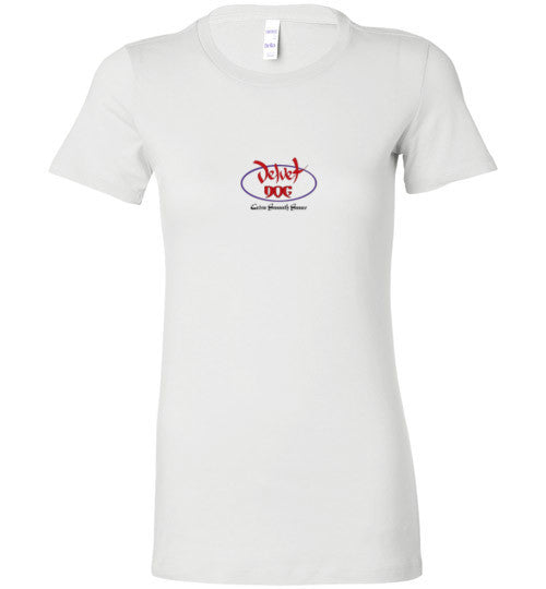 V Dog Extra Smooth Sauce - Women's Bella Tee