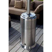 FIRE SENSE Stainless Steel Pro Series Patio Heater - Fireplace Features