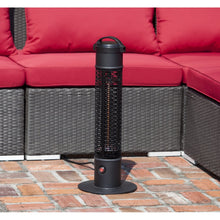 FIRE SENSE Sporty Halogen Space Heater - Fireplace Features