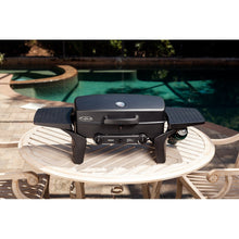 FIRE SENSE Urban Portable Gas Grill - Fireplace Features