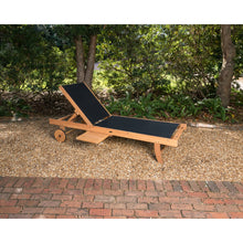 PATIO SENSE  Sanur Sun Lounger - Fireplace Features