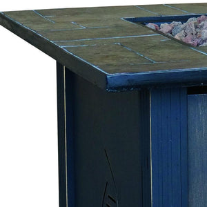 Lari Gas Fire Table - Bond Mfg - 68487A - Fireplace Features