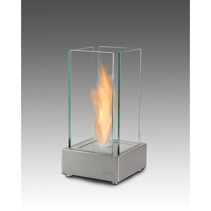 ECO-FEU CARTIER 7'' Tabletop Portable Bio-Ethanol Fireplace - Fireplace Features
