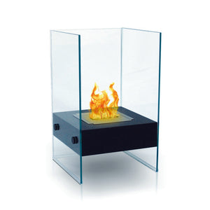 "ANYWHERE FIREPLACE HUDSON 12"" Bio-Ethanol Tabletop Fireplace - Fireplace Features"