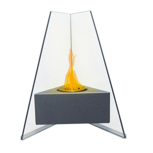 "ANYWHERE FIREPLACE MANHATTAN 11.5"" Bio-Ethanol Tabletop Fireplace - Fireplace Features"