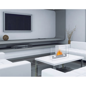 "ANYWHERE FIREPLACE METROPOLITAN 14"" Bio-Ethanol Tabletop Fireplace - Fireplace Features"