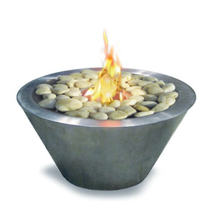"ANYWHERE FIREPLACE OASIS 13.5"" Bio-Ethanol Tabletop Fireplace - Fireplace Features"