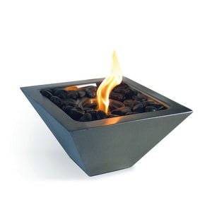 "ANYWHERE FIREPLACE EMPIRE 12"" Bio-Ethanol Tabletop Fireplace - Fireplace Features"
