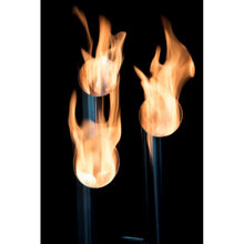 "BIO-BLAZE PIPES (SMALL) 15"" Freestanding Ethanol Fireplace - BB-PS - Bio-Blaze - Fireplace Features"