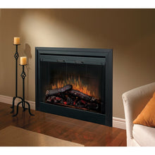 "Dimplex 33"" Deluxe Built-In Electric Firebox - Fireplace Features"