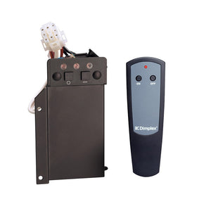 Dimplex 3-Stage Remote Control Kit For BF Fireboxes - Fireplace Features