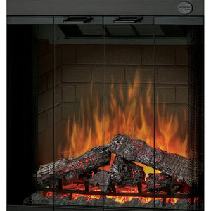 "Dimplex Glass Swing Door Kit 39"" For Dimplex BF39STP Firebox - Fireplace Features"