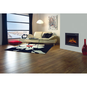 "Dimplex 33"" Slim Line Built-In - Fireplace Features"
