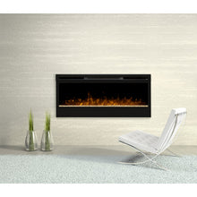 "Dimplex Galveston 50"" Wall Mount Electric Fireplace - Fireplace Features"