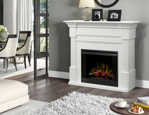 Dimplex Christina Electric Fireplace Mantel Series - Fireplace Features
