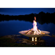 "FIRE PIT ART BELLA VITA 46.5"" Fire Pit - Fireplace Features"