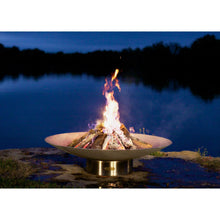 "FIRE PIT ART BELLA VITA 70.5"" Fire Pit - Fireplace Features"